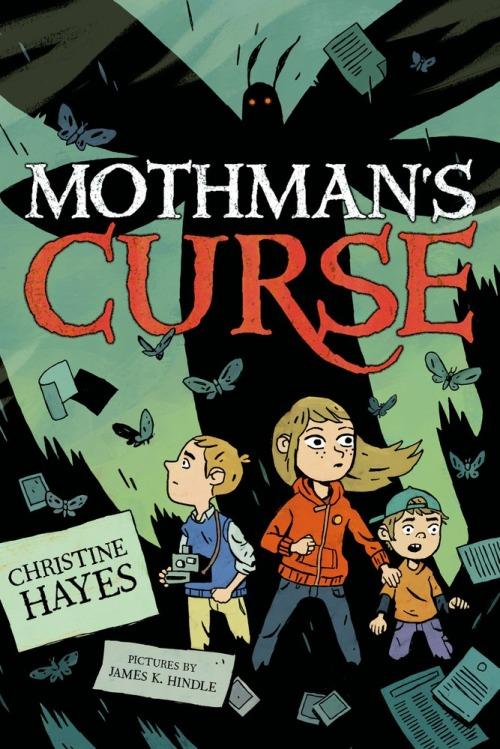 Mothman's Curse Final Cover